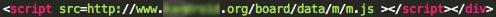 malicious-javascript-inclusion